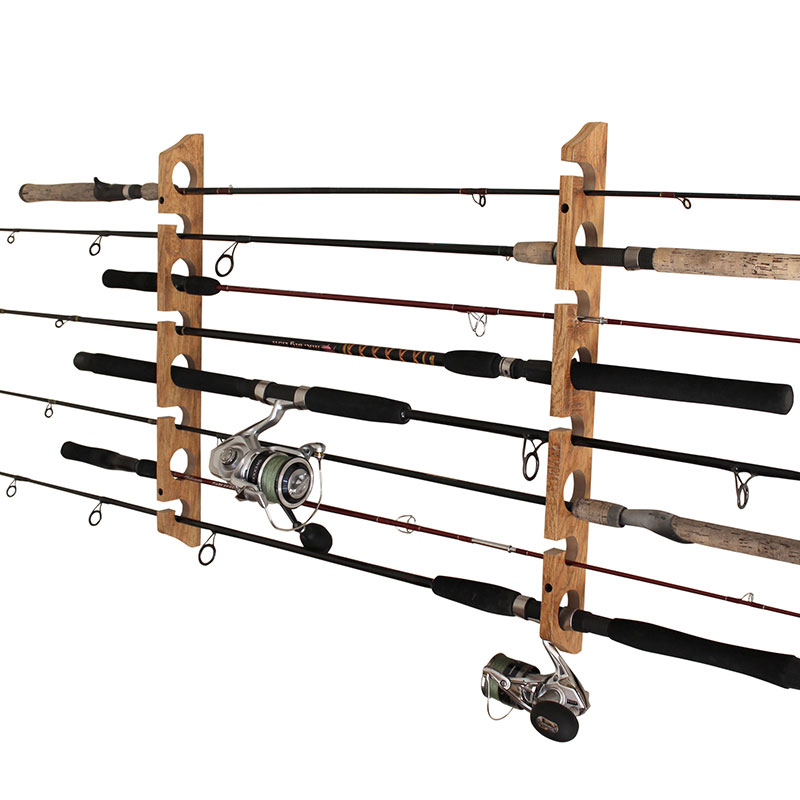 2 Piece 8 Rod 2 In 1 Wall Amp Ceiling Rod Rack American
